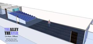 Alley Theater Raises Nearly 1/3 of Goal in One Week; Unveils Plans For New Theater