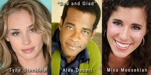 Tyne Stecklein, Alex Desert and Misa Moosekian Join ALMOST, MAINE in LA This Winter