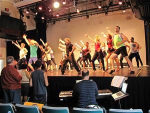 Weston Playhouse Theatre Company Stages A CHORUS LINE, Now thru 8/23