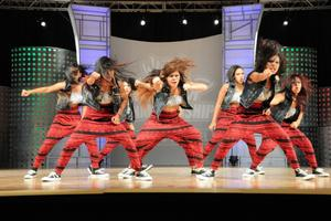 World Hip Hop Dance Championship at the Orleans Arena, 8/10