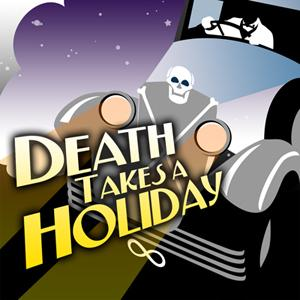 MTG Presents West Coast Premiere of DEATH TAKES A HOLIDAY on February 9