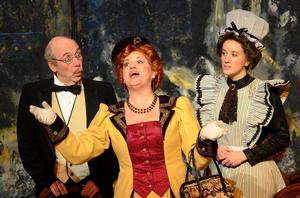 2nd Story Theatre's UpStage Continues with LE DINDON, Now thru 4/13