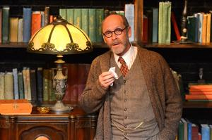 Ed Shea to Star in FREUD'S LAST SESSION at 2nd Story Theatre, 7/24-8/3
