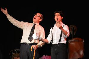 Giuseppe Bausilio Does Double Duty in NEWSIES and IRVING BERLIN'S AMERICA in NYC