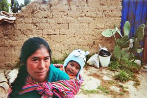 A CHILD'S-EYE-VIEW OF FAMILY LIFE IN PERU Opens at the New Howard County Arts Council, 7/14