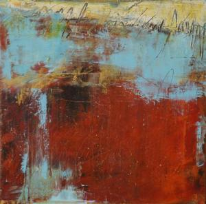 Abstractionist Cindy Walton Receives 'Honorable Mention' in 3rd National East End Arts Exhibit