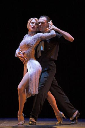 Luis Bravo's FOREVER TANGO Plays Fred Kavli Theatre Tonight