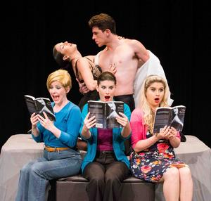 Be Seduced (or Dominated) by 50 SHADES! THE MUSICAL - THE ORIGINAL PARODY this April at Bluma Appel Theatre