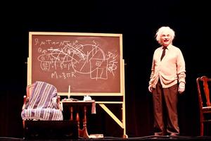 EINSTEIN: A STAGE PORTRAIT Set for United Solo Festival, 11/8