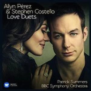 Stephen Costello and Ailyn Perez Launch 2014-15 with U.S. LOVE DUETS Recital Tour