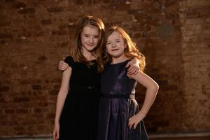 Milly and Abigail Shapiro to Return to 54 Below with LIVE OUT LOUD Concert to Benefit No Bully, 6/9