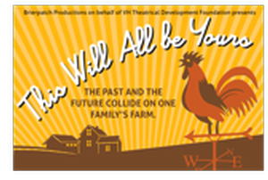 Josh Powell, Amy Griffin, Daniel Rowan and More to Star in THIS WILL ALL BE YOURS at MITF, 7/14-8/10