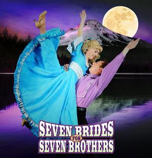 Arizona Broadway Theatre to Present SEVEN BRIDES FOR SEVEN BROTHERS, 1/17-2/16