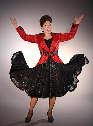 Stoneham Theatre to Present ETHEL MERMAN'S BROADWAY, 8/21-24