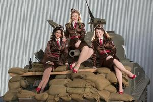 The Victory Belles Come to the Manatee Performing Arts Center, 4/13
