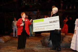 Dallas Theater Center Patrons Donate Almost $58K to North Texas Food Bank