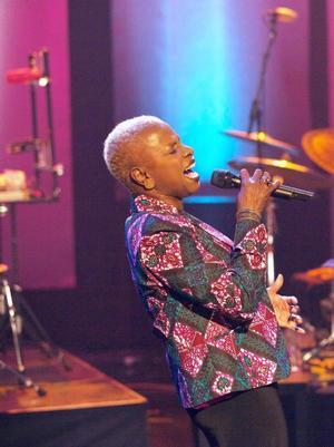 Angelique Kidjo to Perform at Ridgefield Playhouse, 2/20