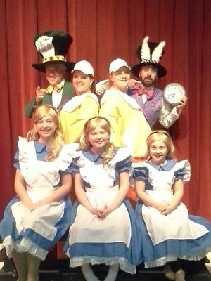 Winthrop Playmakers to Stage ALICE IN WONDERLAND, 2/21-3/2