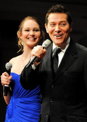Michael Feinstein Hosts Vocal Competition in New York, 6/14