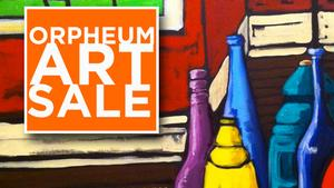 Orpheum's 20th Annual Art Sale Set for 8/23