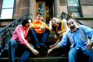 Brooklyn Bluegrass Band Astrograss to Round Out Symphony Space's Just Kidding Season, 4/5