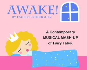 Two Muses Theatre to Present Family Show AWAKE!, 2/8-22