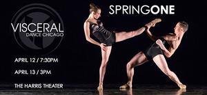 Visceral Dance Chicago to Bring New Works to Harris Theater, 4/12-13