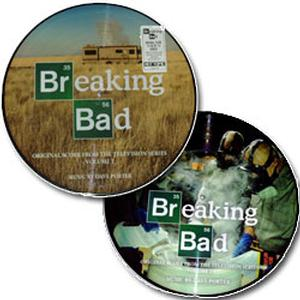 'Meth Blue' BREAKING BAD Soundtrack Now Available Exclusively at Hot Topic