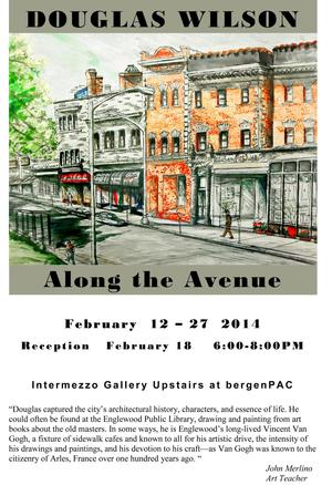 bergenPAC to Display Work by Doug Wilkinson, 2/12-27