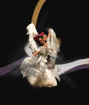 Ballet Folklorico de Mexico de Amalia Hernandez Perform at the Gallo Center Today