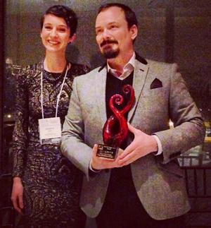PSC Founder and Artistic Director Guy Roberts Wins 2014 Sidney Berger Award