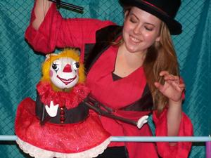 Great Arizona Puppet Theater to Present BIG BUG CIRCUS and PUPPET SLAM