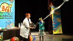 'Puppet Guy' Lee Bryan, DIGGERY DIGGER'S ROCK 'N ROAR DINO SHOW, FIZZ, BOOM, POP! and More Set for Aurora Children's Playhouse, June 2014