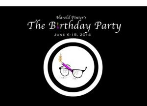 THE BIRTHDAY PARTY by Harold Pinter Plays in Redwood City, 6/5-6/15