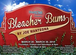 Naperville's BrightSide Theatre to Present BLEACHER BUMS, 3/20-30