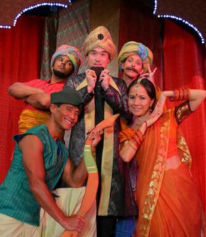 HTY to Open 60th Season with A BOLLYWOOD ROBIN HOOD, Begin. 8/15