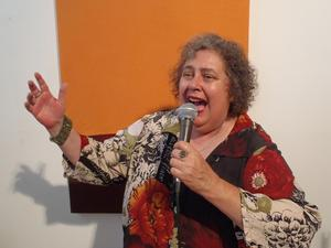 DiverseWorks to Present 2 Participatory Vocal Events with Bonnie Barnett, 2/20-21