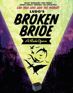 Drew Gasparini, Alysha Umphress, Caitlin Kinnunen and More Star in LUDO'S BROKEN BRIDE: A ROCK OPERA Tonight at The Cutting Room