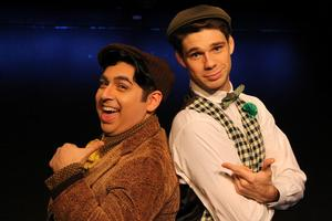A YEAR WITH FROG AND TOAD Plays During Spring Break at MST-Chelsea; Runs thru 4/5