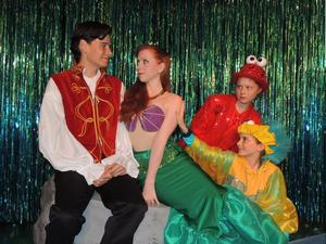 CCT to Stage Disney's THE LITTLE MERMAID JR. with 150 Student Actors, 8/1-10