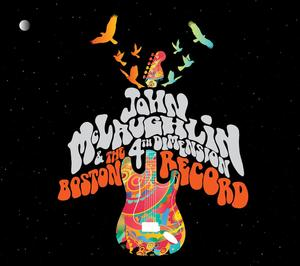 John McLaughlin & the 4th Dimension to Release Live Album on 3/18