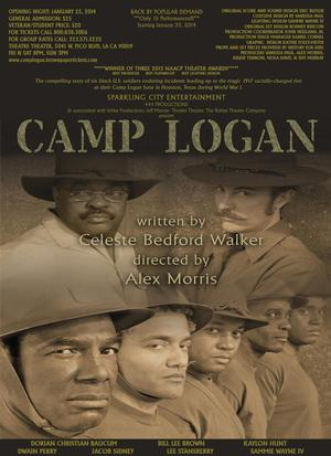Viola Davis and Julius Tennon's JuVee Productions Launches with CAMP LOGAN, Now thru 3/23