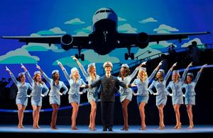 Moonlight Stage to Close 34th Season With CATCH ME IF YOU CAN, 9/10-27