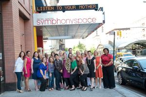 Cast Announced for LISTEN TO YOUR MOTHER 2014 at Symphony Space, 5/4