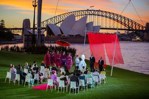 Handa Opera's MADAMA BUTTERFLY on Sydney Harbour to Screen in UK Cinemas, Sept 18