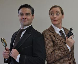 Gulfshore Playhouse to Present THE GAME'S AFOOT, 2/21-3/16