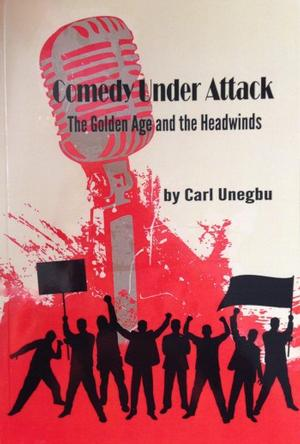 Comedybeat Hosts Book Signing, Discussion for 'COMEDY UNDER ATTACK' at Sister's Uptown, 6/28