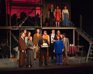 COMPANY Now playing Through 3/23 at Nevada Theatre