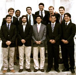 Middlebury College A Cappella Group Comes to Town Hall, 4/24