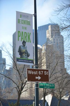 NYC Parks Renames Central Park Drive in Honor of Former Mayor John V. Lindsay